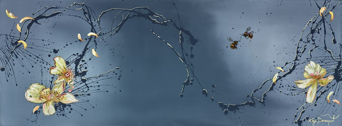 Nature in Transition by kay davenport -  sized 48x18 inches. Available from Whitewall Galleries
